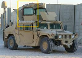 Armored Vehicle Iraq