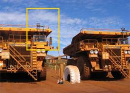 Networking Construction and Escavating Machinery, Australia Mine